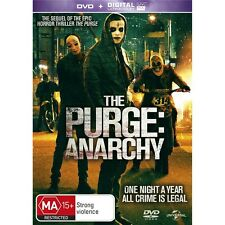 THE PURGE:Anarchy-Region 4-New AND Sealed