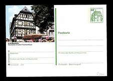 GERMANY - GERMANIA REP. FED. - 1982 - J 10/145 - 6140 Bensheim