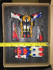 KO ROBOT MASTERS RM-17 VICTORY LEO & VICTORY SABER SET TRANSFORMERS NUOVO NEW
