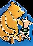 Pooh and Piglet Giant Board Book (Winnie-the-Pooh)