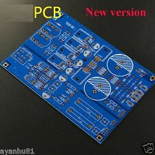 High-end Stereo Class A Headphone Amplifier Amp PCB Base on Lehmann Circuit