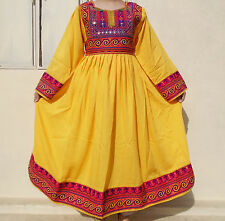 Kuchi Afghan Banjara Tribal Boho Hippie Style Brand New Ethnic Dress ND-185