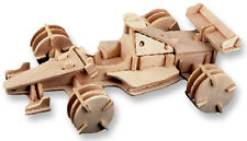 """3-D Wooden Puzzle - Racing Car - Gift Item """"Brand New"""""""