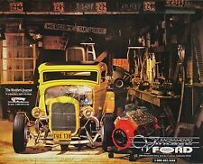 1932 Ford Coupe Poster License Plate THX 138 Lucas American Graffiti Movie