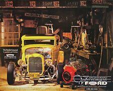 American Graffiti Milner 1932 Ford Deuce Coupe Vintage Garage Scene Art Poster