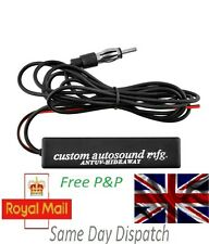 Powerfull Electronic Universal Hidden Radio Ariel AM FM Amplified Antenna