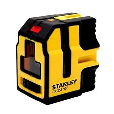 Stanley cross 90 self leveling cross line laser level/plumb nouveau fatmax cl2 update