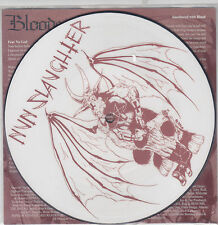 NUNSLAUGHTER / BLOODSICK - split EP  7""