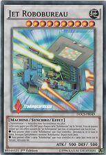 ♦Yu-Gi-Oh!♦ Jet Robobureau/Deskbot (Synchro-Machine) : DOCS-FR049 -VF/COMMUNE-