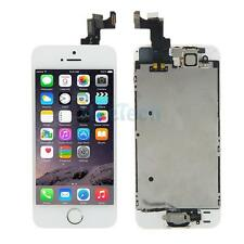 New LCD Display Touch Digitizer Screen Assembly+Home Button for iPhone 5S White