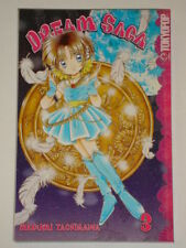 DREAM SAGA #3 GRAPHIC NOVEL MANGA TOKYOPOP TACHIKAWA