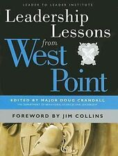 Leadership Lessons from West Point by