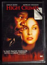 High Crimes (DVD, 2002) BRAND NEW - FACTORY SEALED