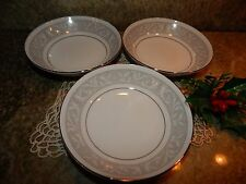 "IMPERIAL CHINA WHITNEY PATTERN 5 1/2"" FRUIT BOWL Set of 3"