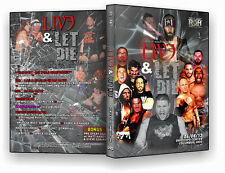 Official ROH Ring of Honor - Live & Let Die 2013 Event DVD