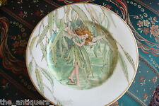 "Heinrich collector plate ""Willow"" NIB with certs, from Villeroy and Boch[2r]"