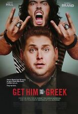 Jonah Hill Männertrip GET HIM TO THE GREEK US Movie Poster 69 x 104 cm rolled