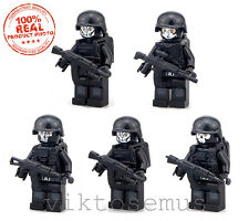 5 pcs set Call of Duty Soldiers Minifigs Custom Minifigures Lego Compatible
