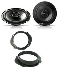 Ford Kuga 2008-2014 Pioneer 17cm Front Door Speaker Upgrade Kit 240W