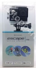 Genuine Kitvision Escape Action Camera FHD 1080p Waterproof Action Camera NEW