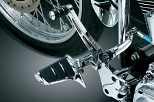 Kuryakyn SweptWing Front Foot Pegs, Suzuki Intruder 1400