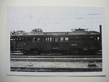 JAP554 - 1951 NAGOYA RAILWAY ~ TRAIN No605 PHOTO Seto Line Japan