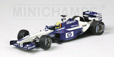 WILLIAMS F1 BMW FW24 2002 R. SCHUMACHER 2ND HALF OF SEASON MINICHAMPS 1/18 NEW