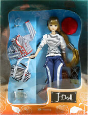 "J-Doll MARCHE X-124 Jun Planning 9"" fashion poseable accessories Pullip Groove"