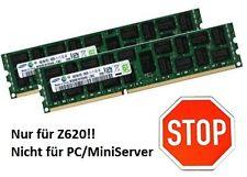 2x 8GB 16GB DDR3 ECC RAM für HP Z620 Workstation RAM 1600Mhz Samsung Speicher