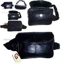 Waist Pouch, Mini leather waist bag, Small Waist pouch Leather Bag, Fanny Pack