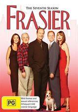 Frasier : Season 7 [ 4 DVD Set ] Region 4, FREE Next Day Post...8346