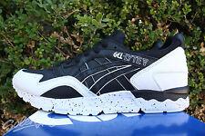 ASICS GEL LYTE V 5 SZ 9.5 OREO PACK BLACK WHITE H6Q1L 9090