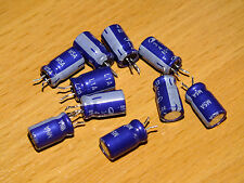 10 Naim Audio GENUINE electrolytic capacitors 47uF 35V DIY NAC NAP (set 2)