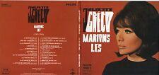 CD Juliette Gréco - Sheila - Claude François  Marions Les (1965-1966) ★ ☆ ★ RARE