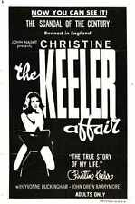 Christine Keeler Affair Poster 01 A4 10x8 Photo Print