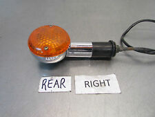 G SUZUKI MARAUDER GZ 250 2003 OEM  REAR RIGHT TURN SIGNAL LIGHT