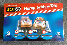 Scalextric SCX TECNITOYS 3 Positions Hump Bridge / Dip Ref 88020 (BOXED) NR MINT