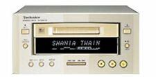 & gt & gt Technics sj-hda710 Ex-Display Hi-fi Grabador de MiniDisc
