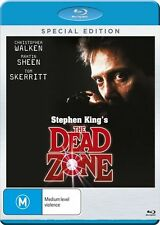 The Dead Zone: Special Edition NEW B Region Blu Ray