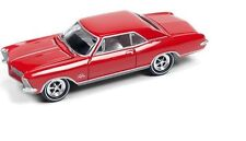 `65 Buick Riviera  RED 1965 *RR*  Johnny Lightning Classic Gold 1:64 NEU+OVP