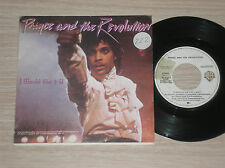 """PRINCE - I WOULD DIE 4 U / ANOTHER LONELY CHRISTMAS - 45 GIRI 7"""" PROMO SPAIN"""