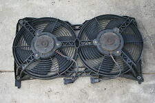 Range Rover P38 Thermo fans