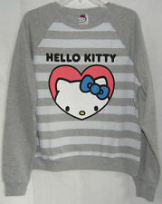 Hello Kitty Pullover Sweatshirt NICE VALENTINE GIFT SMALL FREE USA SHIPPING NWT