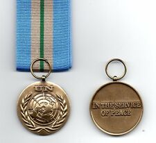 UNITED NATIONS MEDAL FOR ERITREA / ETHOPIA