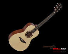 HOHNER EP1-SP PARLOR SIZE ACOUSTIC GUITAR SOLID SITKA SPRUCE TOP