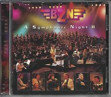 BZN  ‎–  A Symphonic Night II     cd    16 tracks