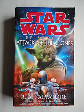 Star Wars Episode ll. Attack of the Clones. R A Salvatore