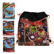 Marvel Avengers Iron Man Thor Sling Bag, Swim Ring, Arm Floats, Pool Beach Ball