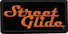 HARLEY DAVIDSON STREET GLIDE VEST JACKET PATCH *MADE IN USA*