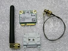 Intel Wireless Mini PCI Express PCIe Card Wi-Fi Network Adapter Full Micro Kit